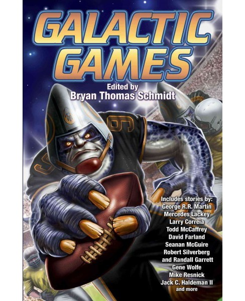 Galactic Games (Reissue) (Paperback) - image 1 of 1