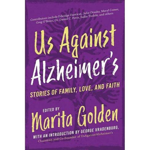 Us Against Alzheimer's - by  Marita Golden (Hardcover) - image 1 of 1