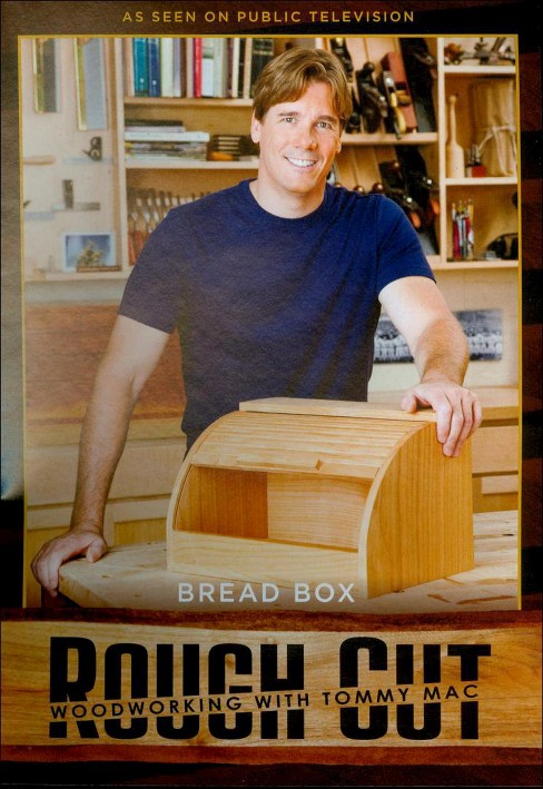 Woodworking with tommy mac:Bread box (DVD) - image 1 of 1