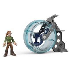 Fisher-Price Imaginext Jurassic World Claire and Gyrosphere