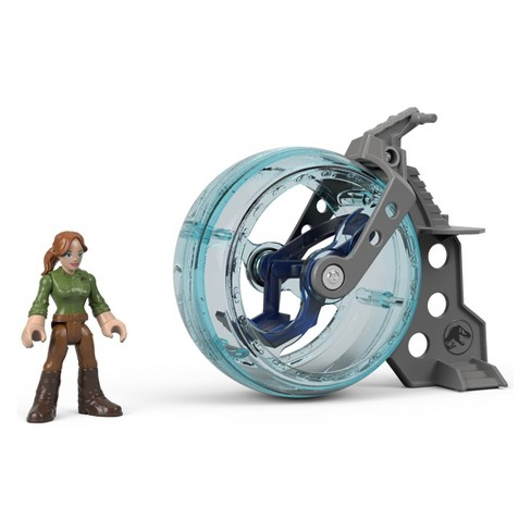 Fisher-Price Imaginext Jurassic World Claire and Gyrosphere - image 1 of 5