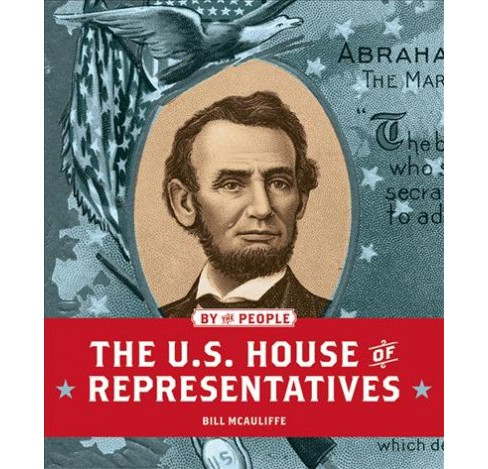 U.s. House of Representatives (Paperback) (Bill McAuliffe) - image 1 of 1