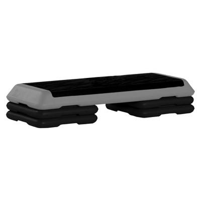 The Step Original Health Club Step - Black/ Gray