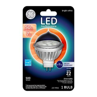 General Electric SW MR16 LED Light Bulb White