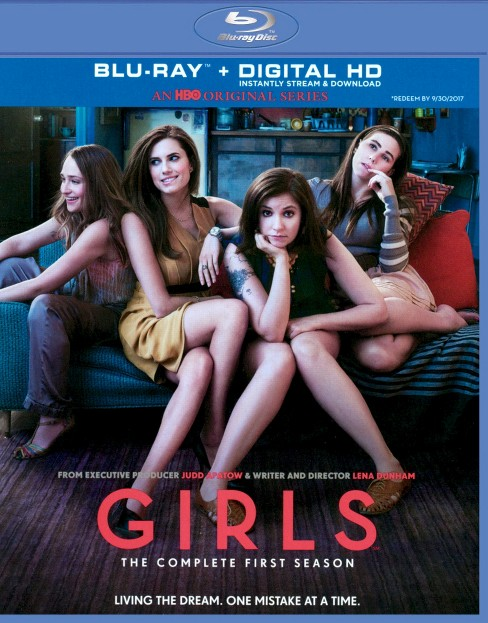 Girls:Complete First Season (Blu-ray) - image 1 of 1