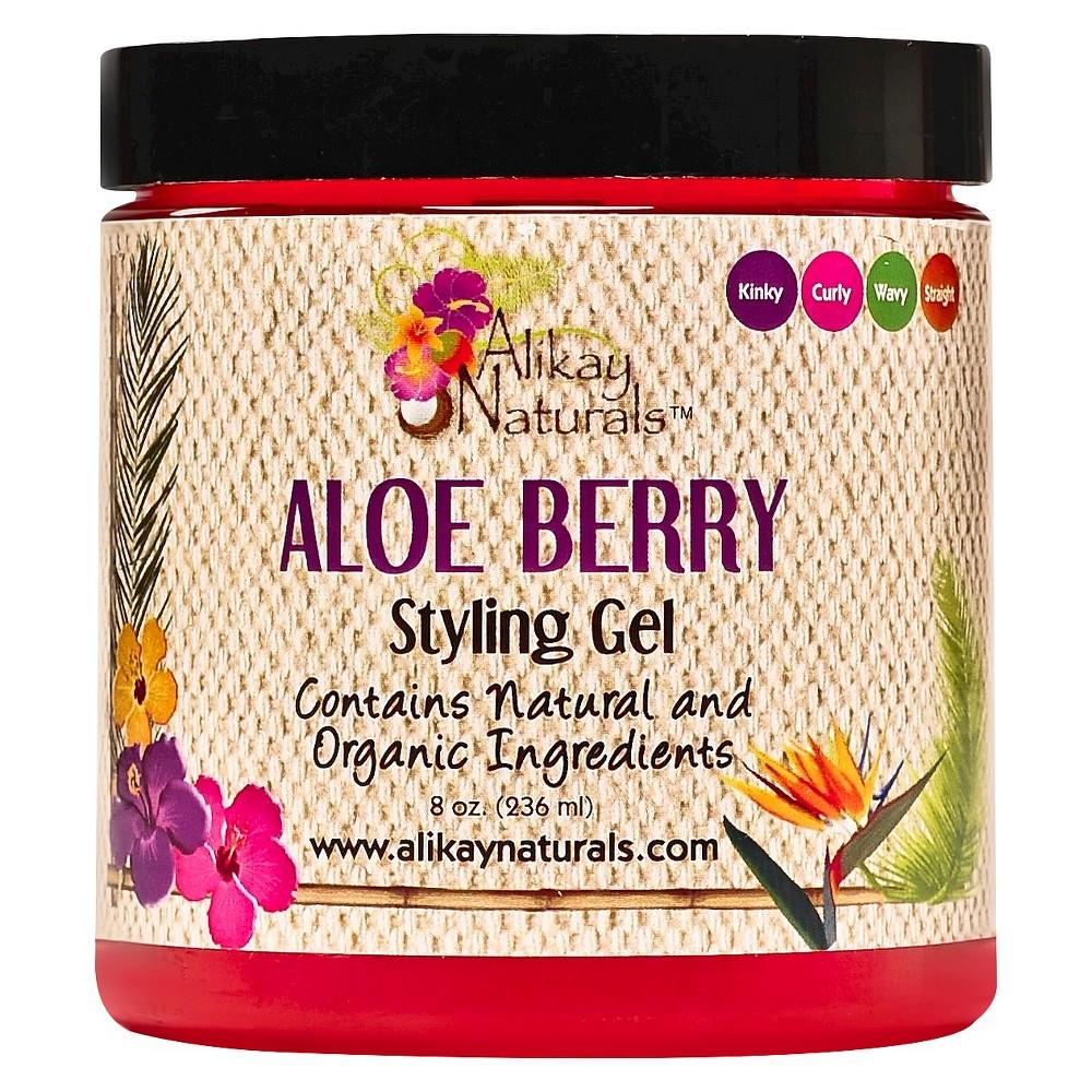 Alikay Aloe Berry Style Gel - 8 oz