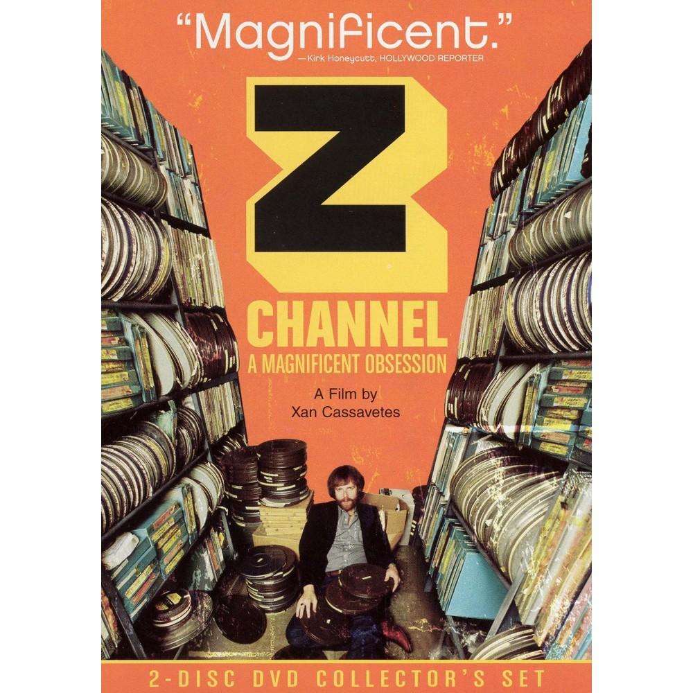 Z channel (Dvd), Movies