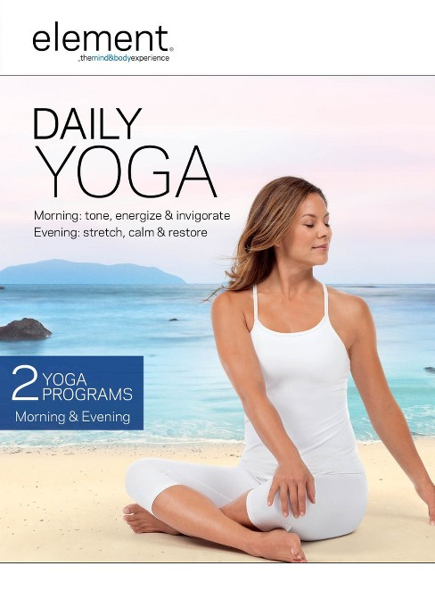 Element:Daily yoga (DVD) - image 1 of 1