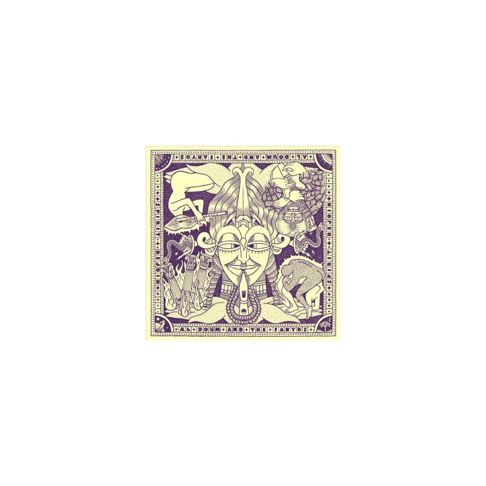 Al Doum - Spirit Rejoin (Vinyl)