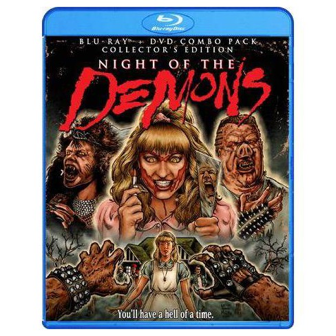 Night Of The Demons (Blu-ray) - image 1 of 1
