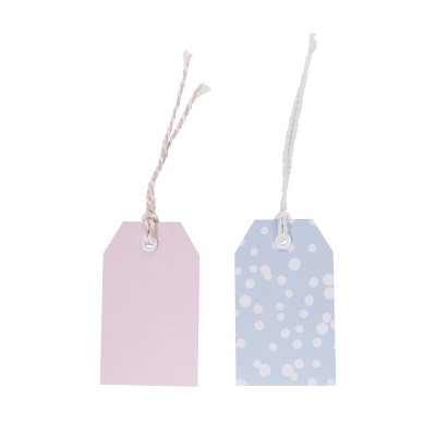 Gift Tag Pink/Blue - Spritz™