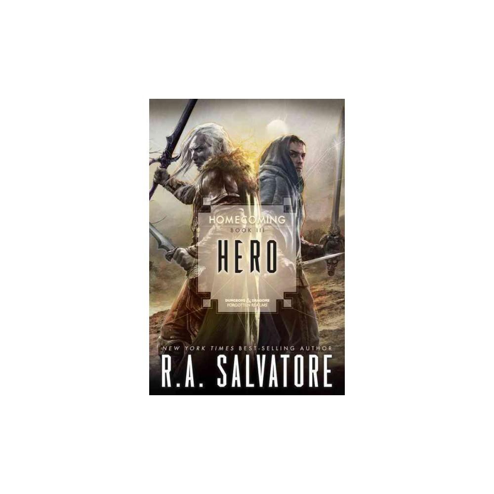 Hero (Hardcover) (R. A. Salvatore) Hero (Hardcover) (R. A. Salvatore)