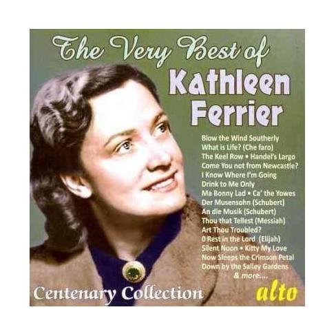 Kathleen Ferrier - Very Best of Kathleen Ferrier (CD) - image 1 of 1