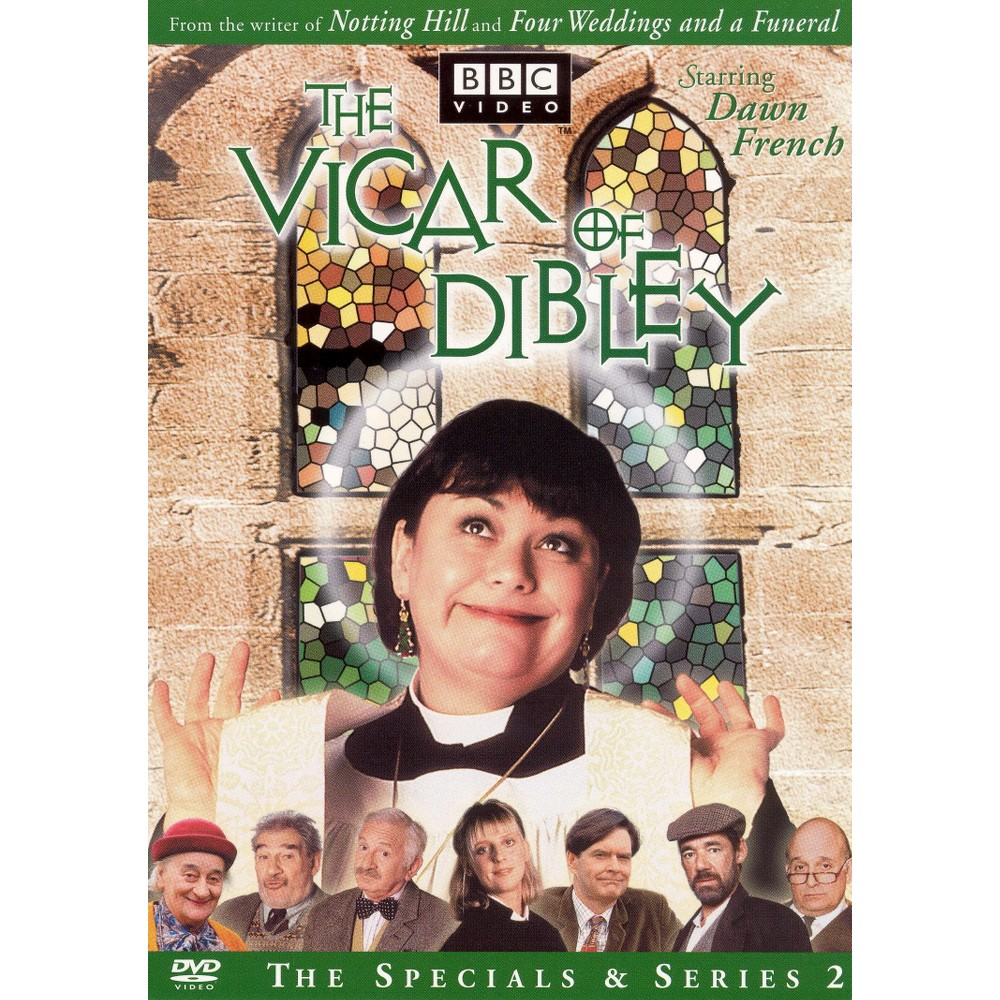 Vicar Of Dibley:Complete Series 2 (Dvd)