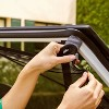 Munchkin Brica Magnetic Stretch to Fit Sun Shade - Black - image 3 of 4