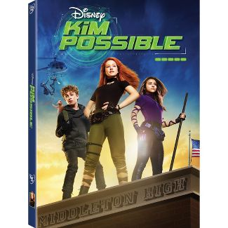 Kim Possible (DVD)