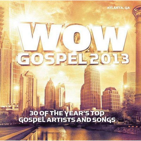 Wow Gospel 2013 (CD) - image 1 of 1