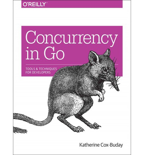 Concurrency in Go : Tools and Techniques for Developers (Paperback) (Katherine Cox-buday) - image 1 of 1