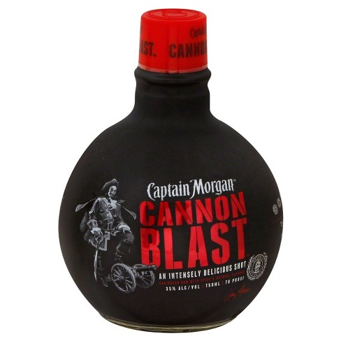 Captain Morgan® Cannonblast Rum - 750mL Bottle - image 1 of 1
