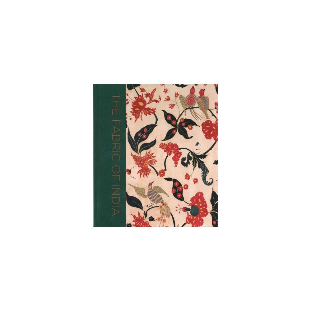 Fabric of India (Hardcover)