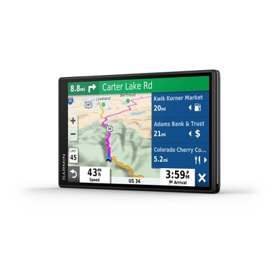 Garmin DriveSmart 55 & Traffic GPS