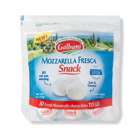 Galbani Mozzarella Fresca Cheese Snack - 7oz - image 1 of 1
