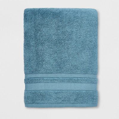 Performance Bath Sheet Sea Blue - Threshold™