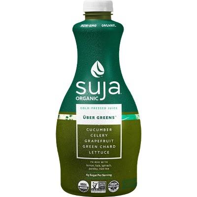 Suja Organic Vegan Uber Greens - 46 fl oz