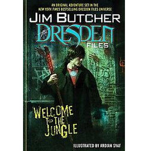 Welcome to the Jungle (Hardcover) (Jim Butcher & Ardian Syaf) - image 1 of 1