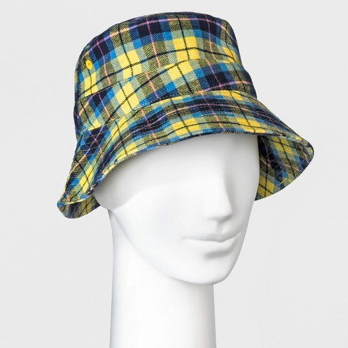 63b5da070 Women's Bucket Hat - Wild Fable™ Yellow 57 CM One Size