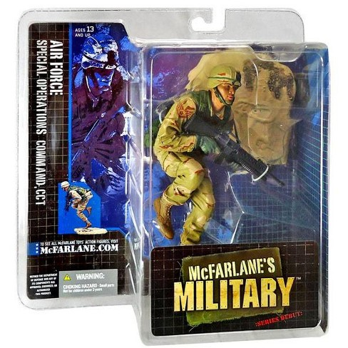 McFarlane Toys Military Air Force Special Operations Command, CCT Action Figure [Random Ethnicity] - image 1 of 1