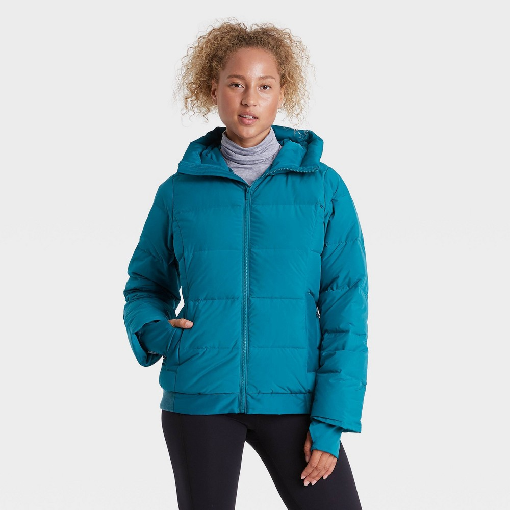 Coupons Women's Heavyweight Down Puffer Jacket - All in Motion™