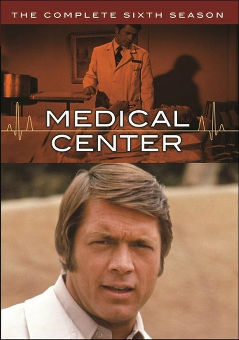 Medical center:Complete sixth season (DVD) - image 1 of 1