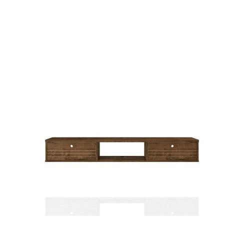 "62.99"" Liberty Floating Office Desk  - Manhattan Comfort - image 1 of 3"