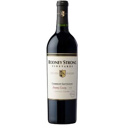 Rodney Strong Cabernet Sauvignon Red Wine - 750ml Bottle