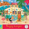 Ceaco Happy Camper: Beach Camper Oversized Jigsaw Puzzle - 300pc - image 3 of 3