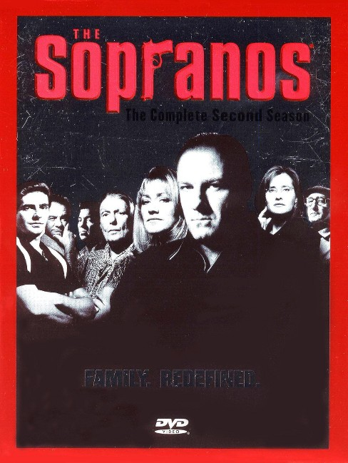 The Sopranos: The Complete Second Season [4 Discs] - image 1 of 1