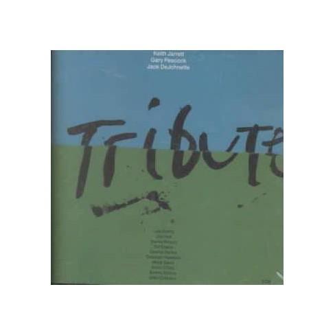 Keith Jarrett - Tribute (CD) - image 1 of 1