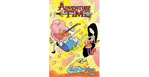 Adventure Time 9 (Paperback) (Christopher Hastings) - image 1 of 1