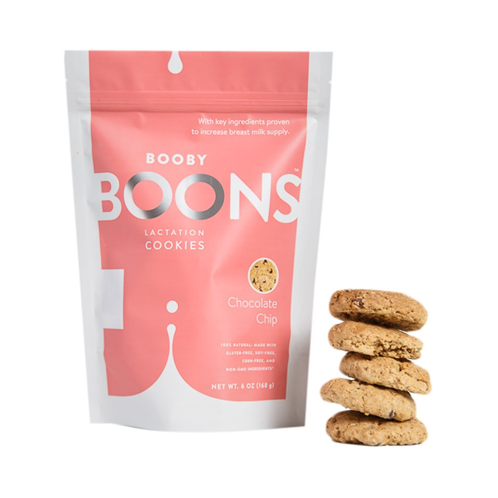 Booby Boons Cookies And Bars Chocolate Chip