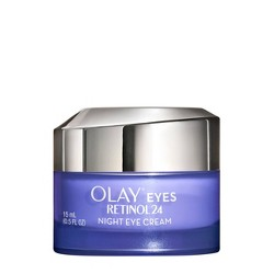 Olay Eyes Retinol24 Night Eye Cream - 0.5oz