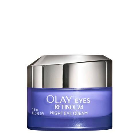 Olay Eyes Retinol24 Night Eye Cream - 0.5oz - image 1 of 4