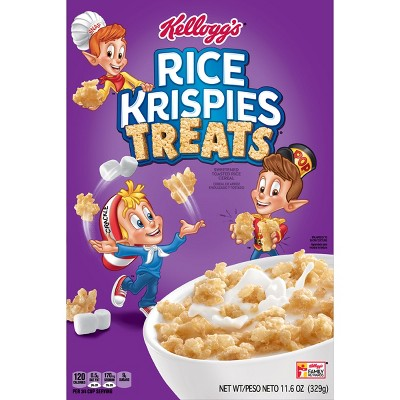 Breakfast Cereal: Rice Krispies Treats Cereal