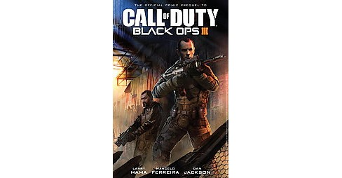 Call of Duty Black Ops 3 (Paperback) (Larry Hama) - image 1 of 1