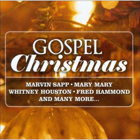 Various Artists - Gospel Christmas (CD) - image 1 of 1