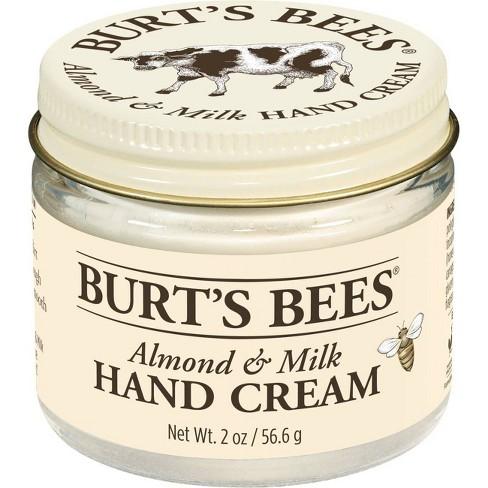 Burt's Bees Almond & Milk Hand Cream - 2oz - image 1 of 4