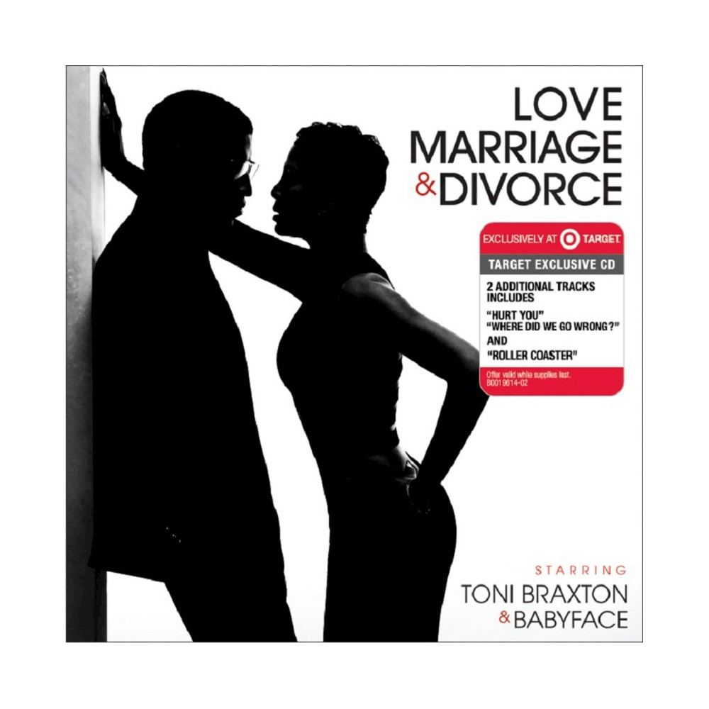 Toni Braxton & Babyface - Love, Marriage, & Divorce - Only at Target