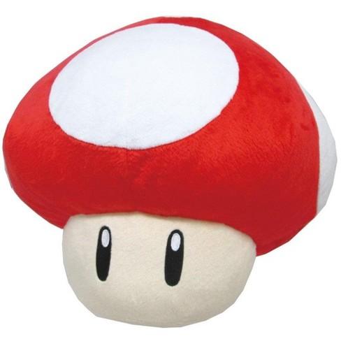 Little Buddy Llc Super Mario Bros Super Mushroom 11 Large Pillow