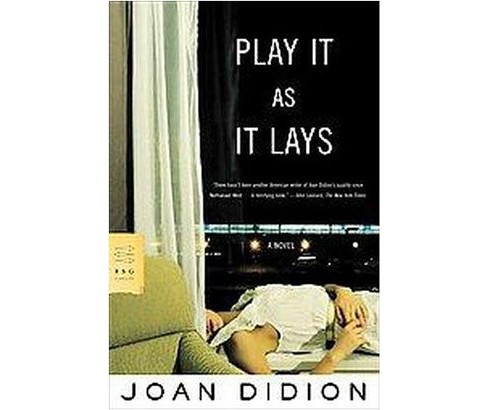 Play It As It Lays (Paperback) (Joan Didion) - image 1 of 1