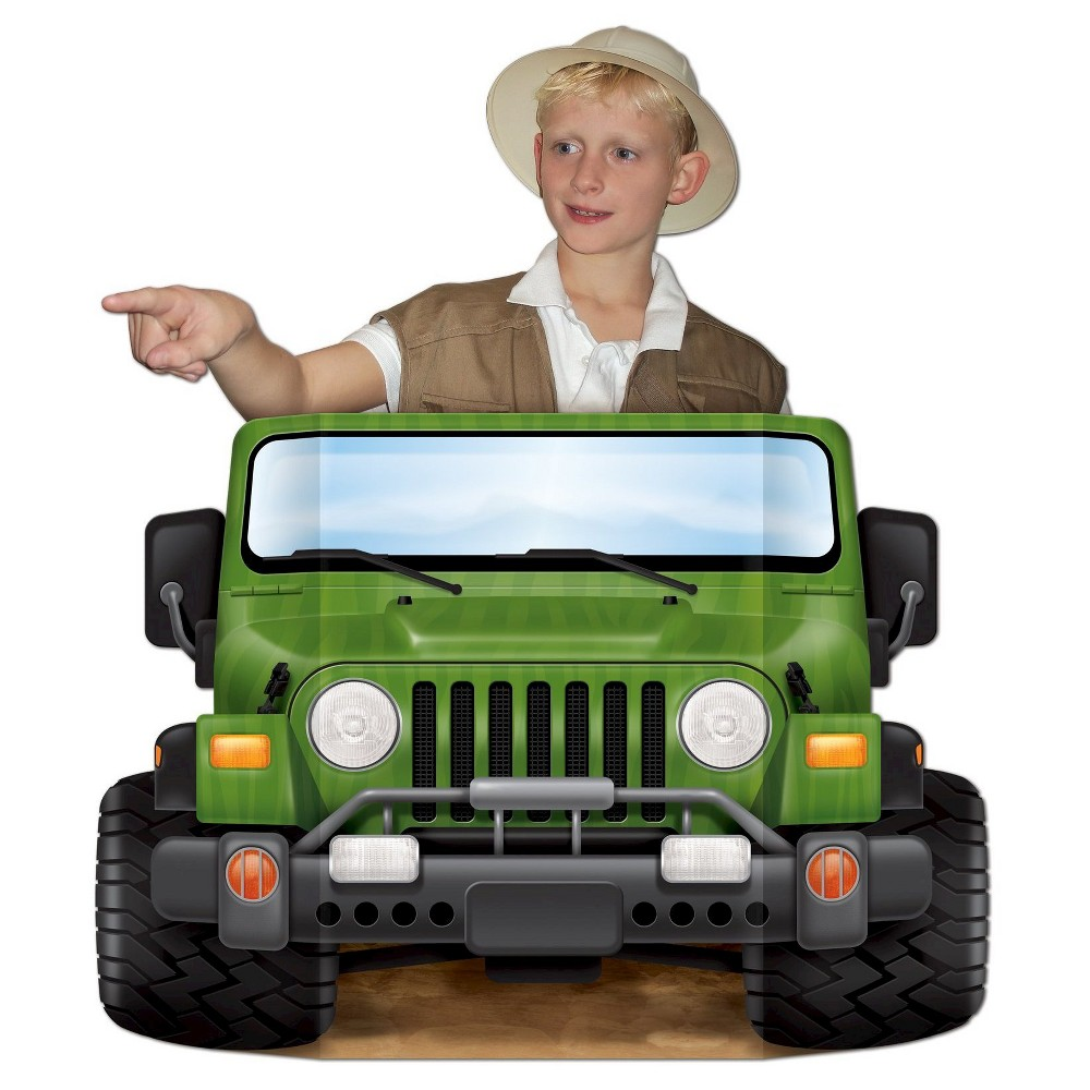 Image of Jungle Safari Photo Prop, party decorations and accessories